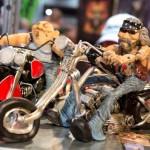 motorbeurs utrecht biker beeldje