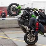 motorbeurs utrecht eenwiel rijden