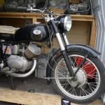 oldtimerbeurs oude motor