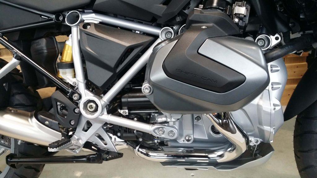 BMW R1250 GS de motor